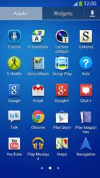 Samsung Galaxy S 4 Active - Applications - Comment vérifier les mises à jour des applications - Étape 3