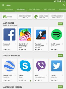 Samsung Galaxy Tab A 9.7 (SM-T555) - Applicaties - Downloaden - Stap 5