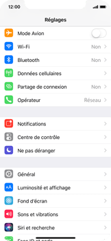 Apple iPhone X - Applications - Comment désinstaller une application - Étape 3