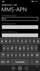 Nokia Lumia 930 - MMS - Manuelle Konfiguration - 9 / 16