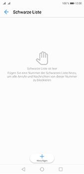 Huawei P20 Pro - Anrufe - Anrufe blockieren - Schritt 7