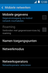 Samsung Galaxy Young 2 (G130HN) - internet - data uitzetten - stap 8