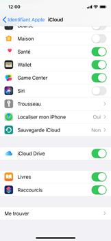 Apple iPhone 11 Pro - Aller plus loin - Gérer vos données depuis le portable - Étape 12