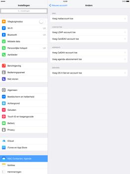 Apple iPad Pro 12.9 inch met iOS9 (Model A1652) - E-mail - Handmatig instellen - Stap 7