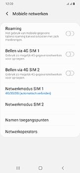 Samsung Galaxy A20e - Bellen - bellen via 4G (VoLTE) - Stap 6