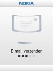 Nokia C2-01 - e-mail - hoe te versturen - stap 14