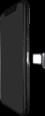 Apple iPhone X - SIM-Karte - Einlegen - 0 / 0