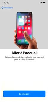 Apple iPhone 11 - Premiers pas - Configuration de l