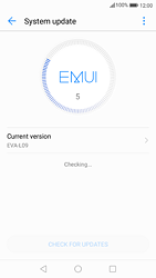 Huawei P9 - Android Nougat - Device - Software update - Step 5