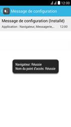 Huawei Ascend Y625 - Internet - Configuration automatique - Étape 7