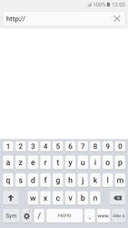 Samsung Galaxy S6 (G920F) - Android M - Internet - navigation sur Internet - Étape 5
