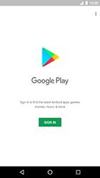 LG Nexus 5X - Android Oreo - Applications - Create an account - Step 4