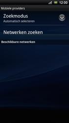 Sony Ericsson ST18i Xperia Ray - Bellen - in het buitenland - Stap 7