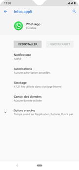 Nokia 6.2 - Applications - Comment désinstaller une application - Étape 7