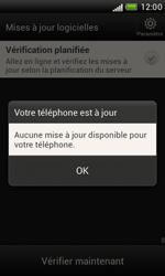 HTC Desire X - Logiciels - Installation de mises à jour - Étape 12