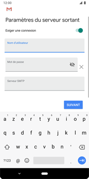 Google Pixel 3 - E-mails - Ajouter ou modifier un compte e-mail - Étape 16