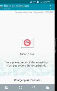 Samsung Galaxy Note Edge - E-mail - configuration manuelle - Étape 4