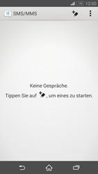 Sony Xperia Z3 Compact - MMS - Erstellen und senden - 6 / 23