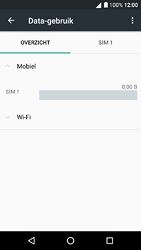 Alcatel A3 - internet - mobiele data managen - stap 5