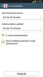 Samsung I9295 Galaxy S IV Active - E-mail - e-mail instellen: POP3 - Stap 17