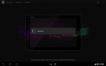 Sony Xperia Tablet Z LTE - Logiciels - Installation de mises à jour - Étape 7