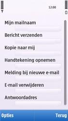 Nokia C5-03 - e-mail - handmatig instellen - stap 26