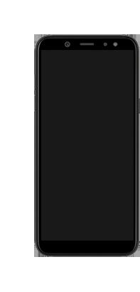 Samsung Galaxy A6 - Appareil - comment insérer une carte SIM - Étape 10