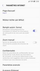 Samsung G930 Galaxy S7 - Android Nougat - Internet - Configuration manuelle - Étape 27