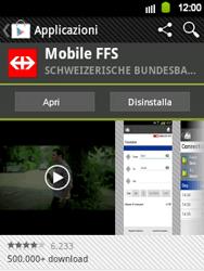 Samsung Galaxy Y - Applicazioni - Installazione delle applicazioni - Fase 24
