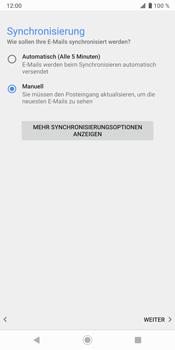 Sony Xperia XZ3 - E-Mail - Konto einrichten (yahoo) - Schritt 10