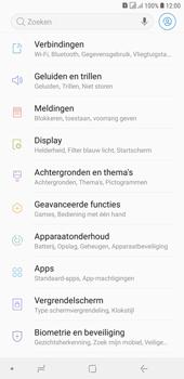 Samsung Galaxy J4 Plus - wifi - handmatig instellen - stap 4