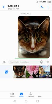 Huawei Mate 10 Lite - MMS - Erstellen und senden - 1 / 1