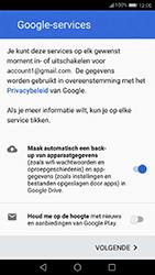 Huawei P8 Lite (2017) - apps - account instellen - stap 16