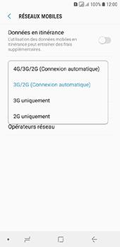 Samsung Galaxy A6 - Internet et connexion - Activer la 4G - Étape 7