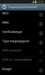 Samsung Galaxy Core (I8260) - Internet - Handmatig instellen - Stap 16