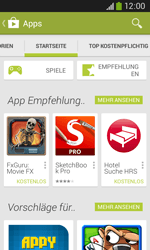 Samsung S7275 Galaxy Ace 3 - Apps - Herunterladen - Schritt 5