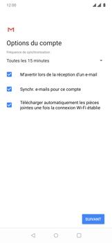 OnePlus 7 Pro - E-mails - Ajouter ou modifier votre compte Outlook - Étape 10