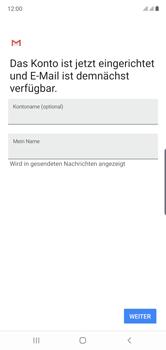Samsung Galaxy Note 10 - E-Mail - 032b. Email wizard - Yahoo - Schritt 13
