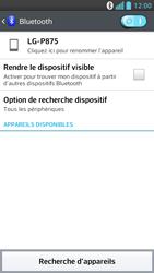 LG P875 Optimus F5 - Bluetooth - connexion Bluetooth - Étape 8