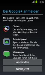 Samsung Galaxy S II - Apps - Einrichten des App Stores - Schritt 10