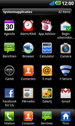 LG P990 Optimus 2X Speed - e-mail - hoe te versturen - stap 3