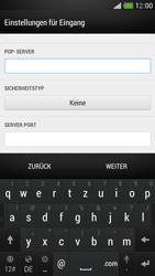 HTC One Mini - E-Mail - Konto einrichten - Schritt 10