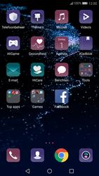 Huawei P10 Lite - E-mail - Handmatig instellen (outlook) - Stap 3