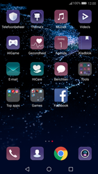Huawei P10 Lite - E-mail - Handmatig instellen - Stap 3