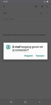 Samsung galaxy-a6-plus-sm-a605fn-ds-android-pie - E-mail - Bericht met attachment versturen - Stap 6