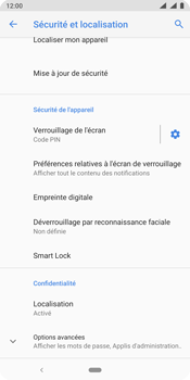 Nokia 9 - Sécurité - activéz le code PIN de l'appareil - Étape 12