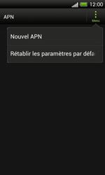 HTC One SV - Internet et roaming de données - Configuration manuelle - Étape 8