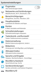 BlackBerry Leap - Ausland - Im Ausland surfen – Datenroaming - 6 / 12