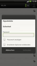 HTC Z520e One S - WLAN - Manuelle Konfiguration - Schritt 7
