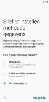 Samsung galaxy-a6-sm-a600fn-ds-android-pie - Instellingen aanpassen - Nieuw toestel instellen - Stap 9